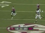 Arkansas' Adam Turns Fumble into Touchdown