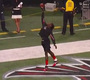 Julio Jones Makes Spectacular Catch (in Warmups)