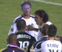 Beckham Verbally Spars With Real Salt Lake Coach