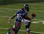 Giants' Cruz Makes One-Handed Grab Off Deflection