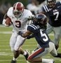 'Bama's Trent Richardson Makes Ole Miss Look Foolish