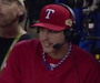 Rangers Pitcher Impersonates Harry Caray