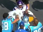 Harvin Picks Fight on Panthers' Sideline
