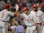 Phillies vs. Dodgers Game 1 Highlights