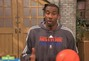 Stoudemire Teaches Hebrew on Sesame Street