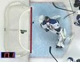 Blues' Halak Makes Fantastic Save in OT