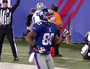 NBC Spices Up Giants WR Cruz's TD Dance