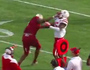 USC WR, Nebraska CB Get Ejected for Fighting