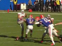Florida Returns Blocked Punt for TD