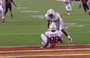 Stanford Player Tackles Teammate on Kick Return