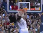 Rudy Fernandez Throws Blind Alley-Oop Over His Head