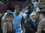 UNC Pulls Players Off Court Early