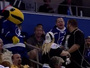 Bruins Fan Kicked Out for Attacking Lightning Mascot