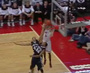 Ohio State's Craft Attempts Alley-Oop, Makes 3-Pointer