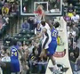 Deron Williams Dunks on Hibbert