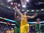 Gasol Preserves Lakers' Win With Crucial Block