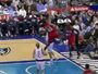 Nets' Humphries Finishes Double Alley-Oop