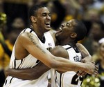 Missouri Walks Away as Big 12 Champ
