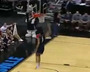 UConn's Lamb Misses Unnecessary Dunk