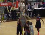 Baylor's Griner Dunks in Tournament Game