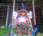Miami Marlins Home Run Display in Action