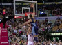 JaVale McGee Dunks on Jose Calderon