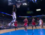 Westbrook Hits Durant on Halfcourt Alley Oop