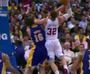 Blake Griffin Posterizes Gasol Part II