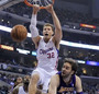 Blake Griffin Posterizes Gasol Part I