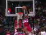 Wizards' Wall Throws Down Reverse Alley Oop