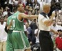 Rondo Ejected for Bumping Official