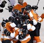Briere Scores Game-Winner in OT