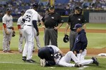 Rays' Rhymes Passes Out After Getti
