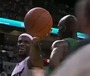 LeBron Laughs at Garnett