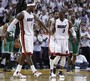 Wade and James Lead Heat to Game 7 Victory