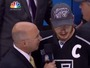 Kings' Brown Curses in Postgame Interview (NSFW)