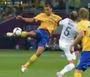 Sweden's Ibrahimovic Scores Goal of the Tournament