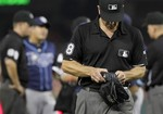 Rays' Peralta Ejected for Pine Tar