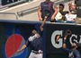 Braves' Bourn Robs Yankees' Nix of Home Run