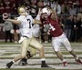 Stanford vs. Notre Dame Highlights