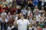 Andy Murray Defeats Ferrer to Reach