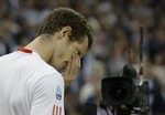 Andy Murray Breaks Down After Wimbl