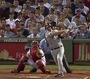 Youkilis Hits Home Run at Fenway