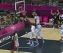 Russell Westbrook With Huge Slam vs. Argentina