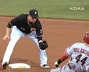 D'backs' Goldschmidt Thrown Out by a Mile