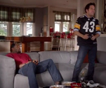 Paul Rudd Taunts Ray Lews (Madden A