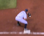Rays Miss Double Play When Ball Goe