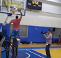 Anthony Davis Dunks on Skip Bayless