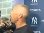 Girardi Pauses Interview to Yell at Heckler