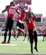 Texas Tech Upsets Fifth-Ranked West